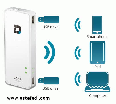 54.4 طرق مختلفة لتصفح ملفات هارد خارجي أو فلاشة USB على الموبايل وأيضا نقل الملفات بينهما