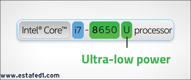 المعالج موفر للطاقة Ultra Low Power
