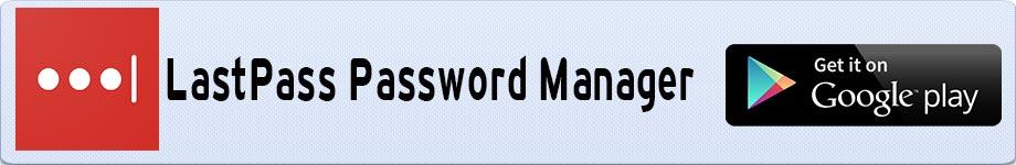 تحميل تطبيق lastpass password manager