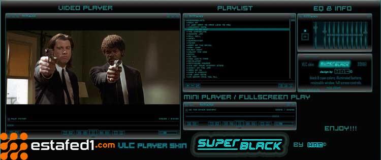 VLC Interface 9