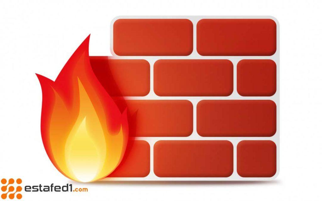 الجدار الناري