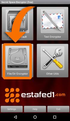 تطبيق SSE - File/Text Encryption تشفير الهاتف