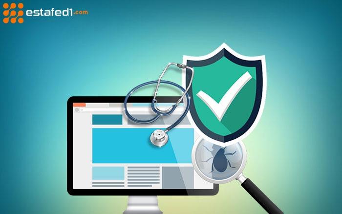 حل مشكلة توقف شعار ويندوز 7 فحص جهازك من الفيروسات