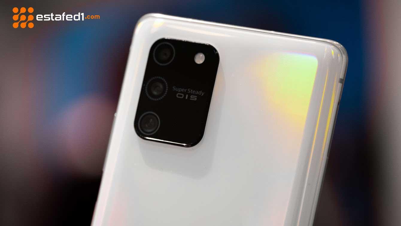 تطبيق الكاميرا الأصلي الخاص بهاتفك