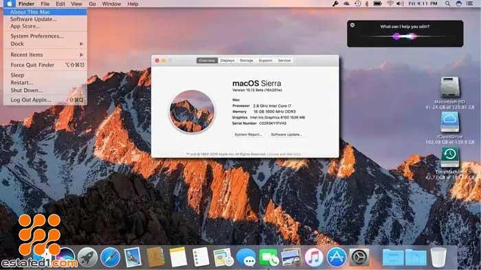 أفضل ثيمات  ويندوز 10 mac os sierra