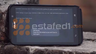 تنصيب ويندوز 7 على الاندرويد- جاري تثبيت الويندوز علي هاتفك
