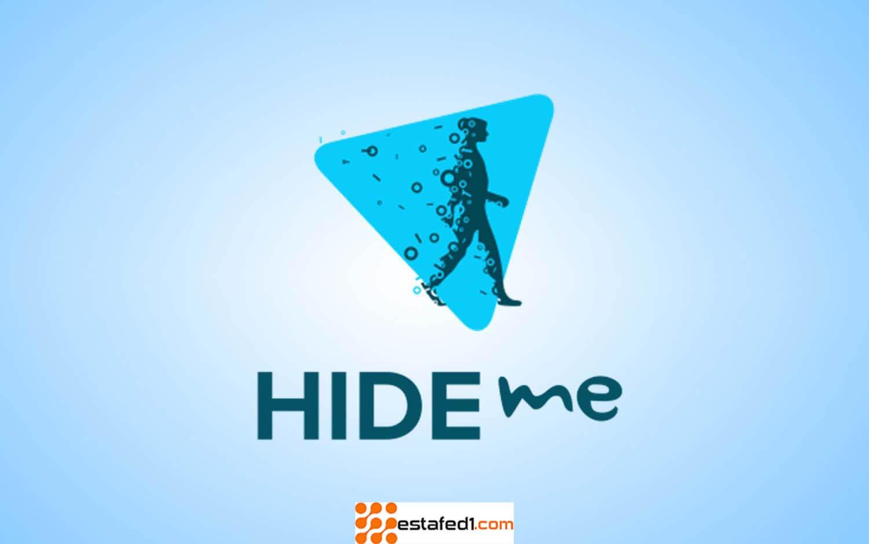 تطبيق VPN hide me