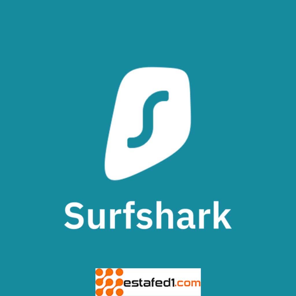تطبيق VPN Surfshark