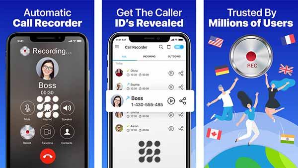 أفضل برنامج تسجيل مكالمات للأندرويد call recorder automatic
