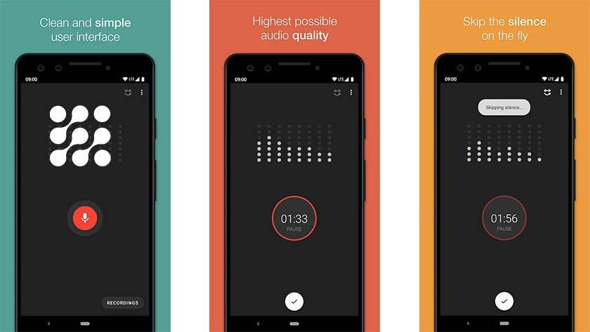 أفضل برنامج تسجيل مكالمات للأندرويد smart recorder