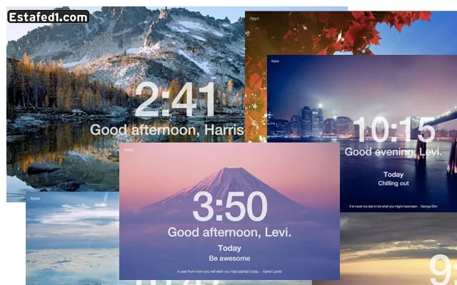 أهم إضافات جوجل كروم Momentum